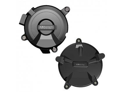 Sada krytů motoru - KTM RC8 r. 11-14