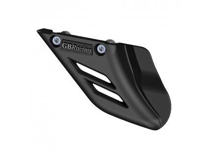 Spodní ochranný kryt řetězu (ploutvička) GB Racing - TRIUMPH Daytona/Street Triple 675/R
