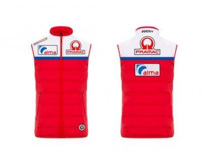 Vesta zateplená Pramac edice - CNC Racing