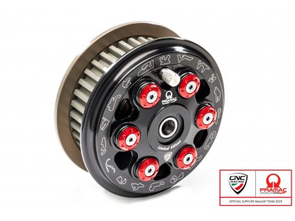 Antihoppingová spojka Pramac limitovaná edice CNC RACING - DUCATI MASTER TECH (6 pružin)