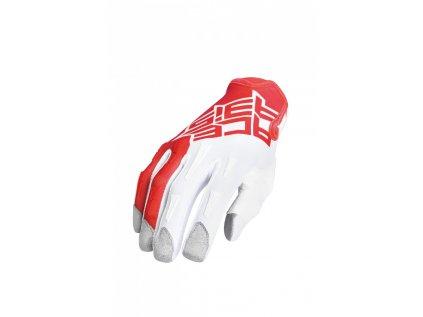 Motokrosové rukavice MX-X-P Acerbis červené