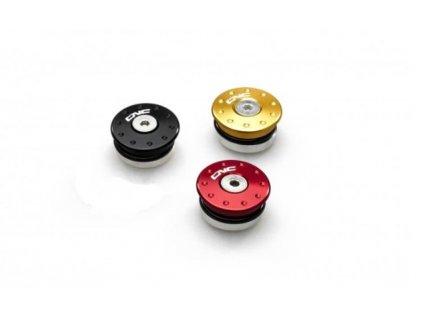 Univerzální záslepka - ucpávka trubkového rámu CNC RACING 19,5 mm (kus)
