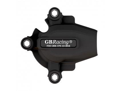 Kryt vodní pumpy GB Racing - BMW S1000RR 2009-16, S1000R & S1000XR 2009-20