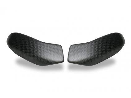 Karbonové kryty palivové nádrže CNC Racing pro Ducati Panigale V4