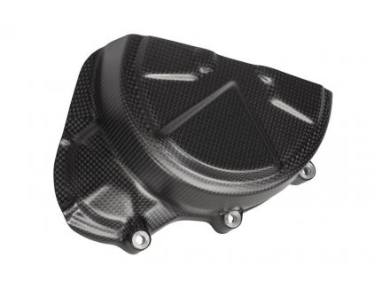 Kryt alternátoru CNC Racing pro Ducati Panigale - karbon mat
