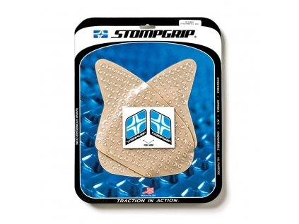 Protiskluzové a ochranné polepy nádrže STOMPGRIP - 05-06 KAWASAKI ZX6/RR - VÝPRODEJ