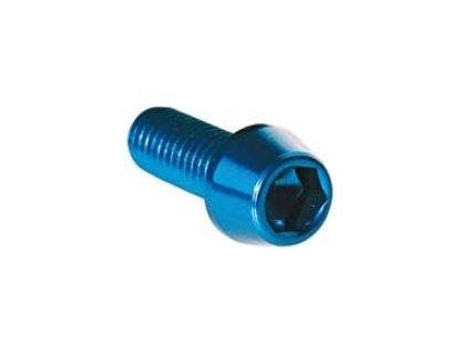 Šroub TCCE (DIN 912) - M6 - vnitřní šestihran, kuželová hlava,  materiálové provedení AL7075 - ERGAL