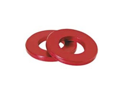 Podložka R (DIN 125) - plochá válcová - materiálové provedení AL7075 - ERGAL