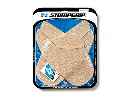 Protiskluzové a ochranné polepy nádrže STOMPGRIP - 04-07 HONDA CBR1000RR - pár