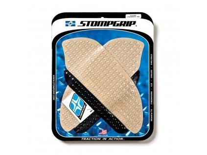 Protiskluzové a ochranné polepy nádrže STOMPGRIP - 07-12 HONDA CBR600RR - pár