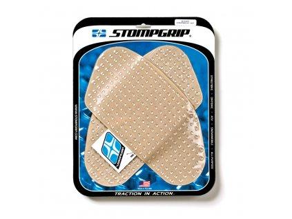 Protiskluzové a ochranné polepy nádrže STOMPGRIP - 03-06 HONDA CBR600RR - pár