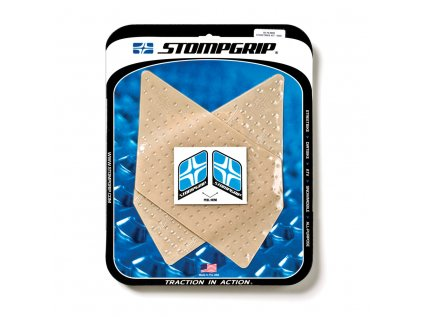 Protiskluzové a ochranné polepy nádrže STOMPGRIP - 08-14 KTM RC8 - pár