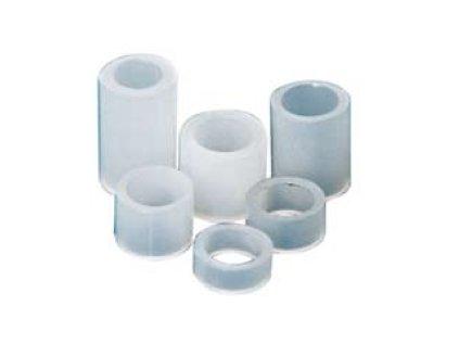 Distanční vložka pro šroub COLL - materiálové provedení NYLON