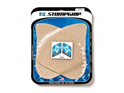 Protiskluzové a ochranné polepy STOMPGRIP - 02-19 SUZUKI GSXR 1300 HAYABUSA - VÝPRODEJ