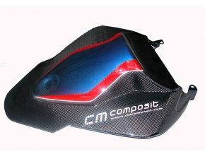 Krovka CM COMPOSIT pro BMW S1000RR r. 2009 - 2010 SKLOLAMINÁT