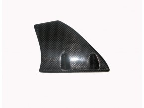 Kryt rozety (ploutvička) CM COMPOSIT pro BMW S1000RR r. 2009 - 2013 CARBON