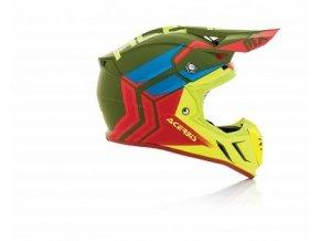 Helma motokros Snapdragon - Acerbis