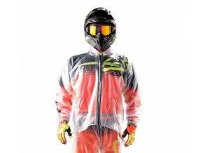Pláštěnka pro motokros Acerbis - transparentní
