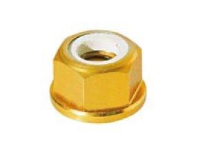 Matice DARIP (SPECIAL) - šestihran s límcem samojistící- materiálové provedení AL7075 - ERGAL