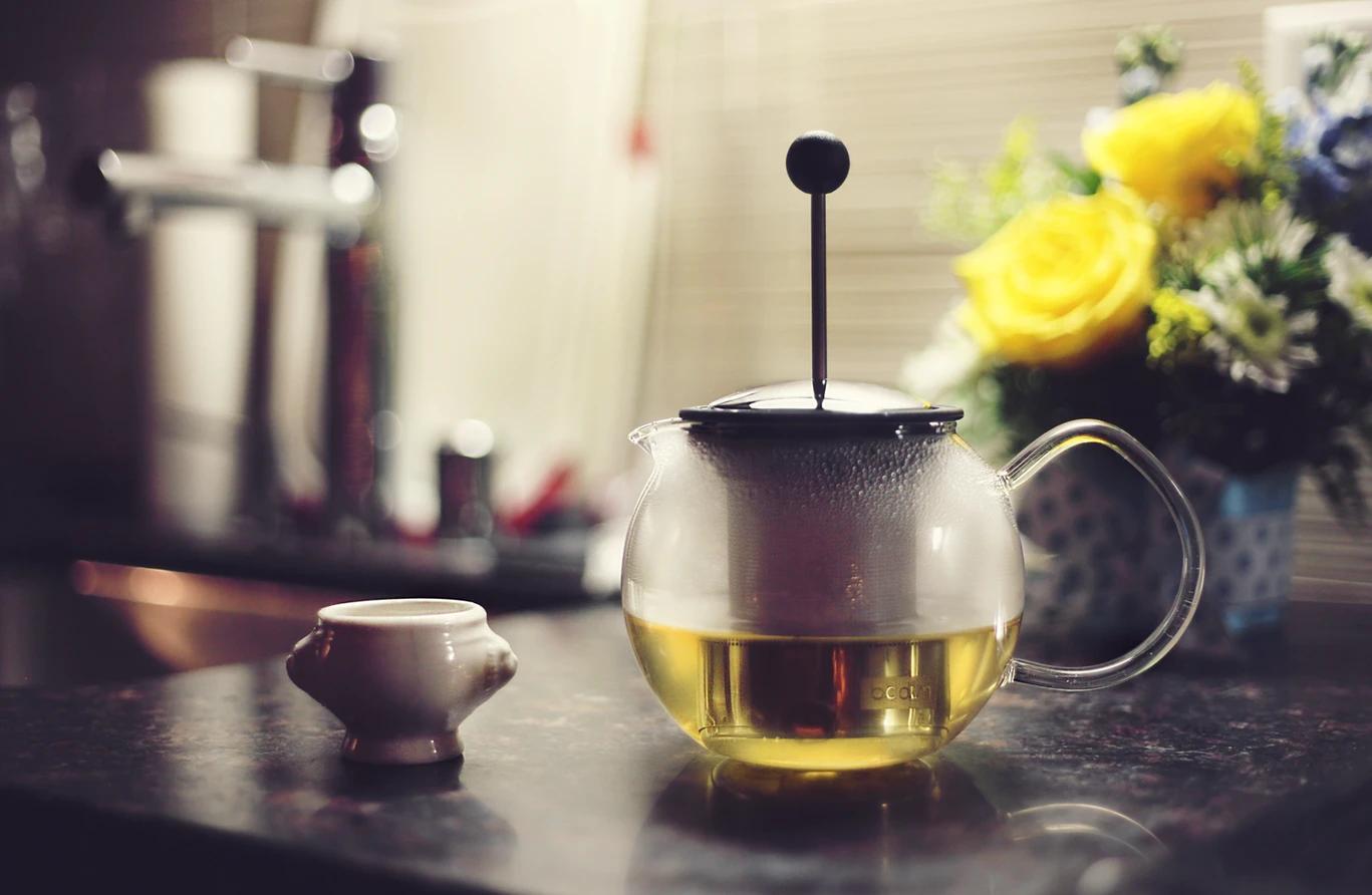GREEN TEA – elixír života zlona prírody