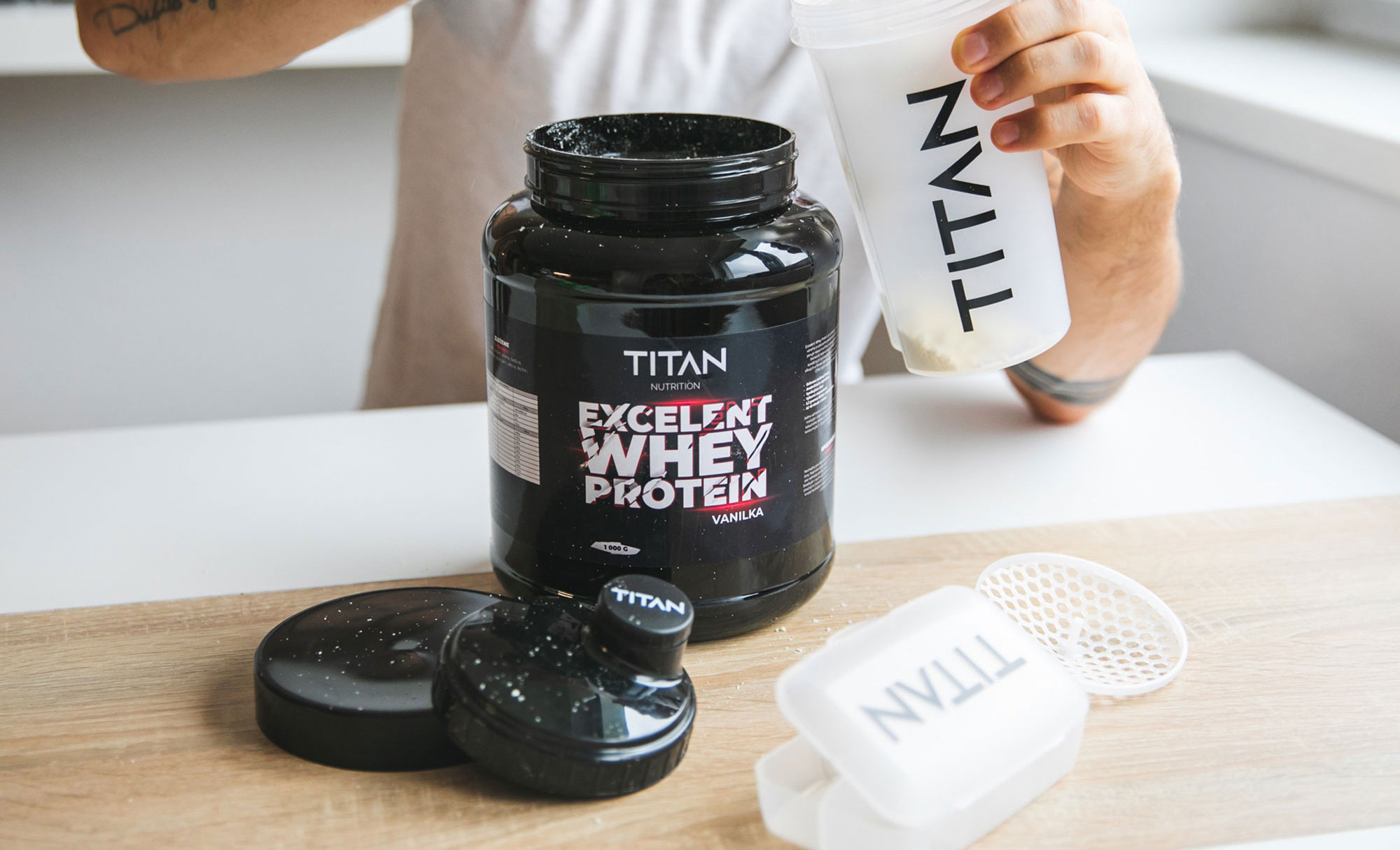 excelent whey protein
