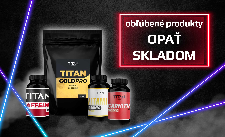 titan produkty