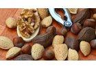 Orechy, Chia semienka a müsli