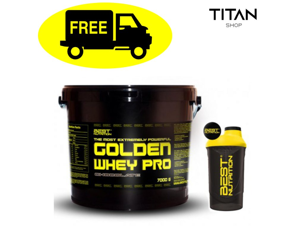 Best Nutrition Golden Whey Pro 7000 g