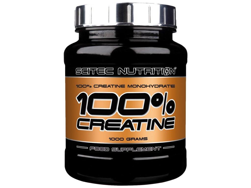 Scitec Nutrition 100 Creatine 1000 g