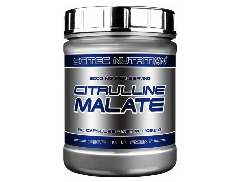 SCITEC NUTRITION Citrulin Malate 90 tabliet