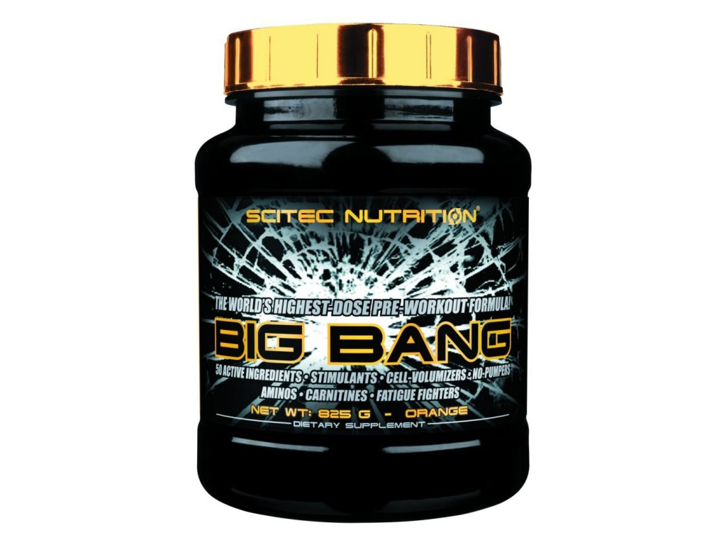 Scitec Nutrition Big Bang 3.0 825g