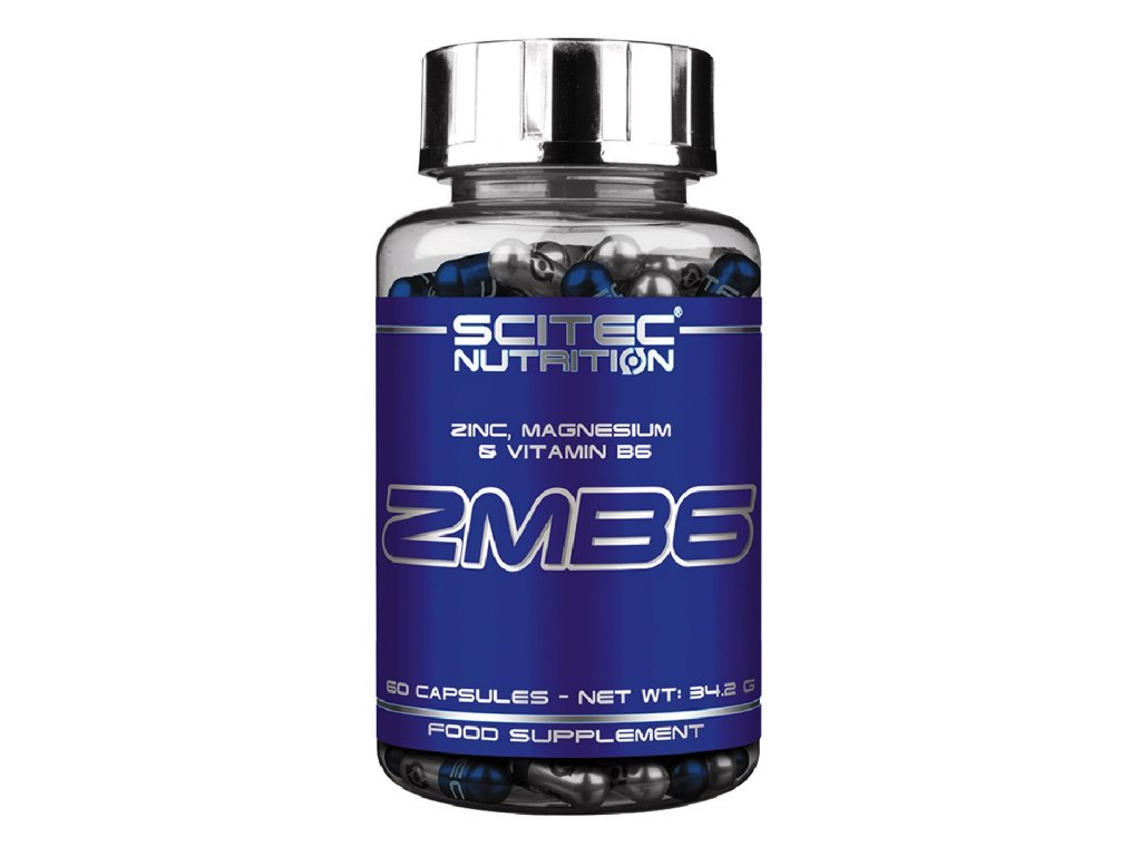 Scitec Nutrition ZMB6 60 tabliet