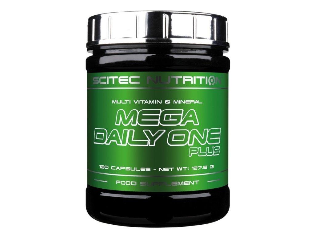 Scitec Nutrition Mega Daily One Plus 120 kapsúl