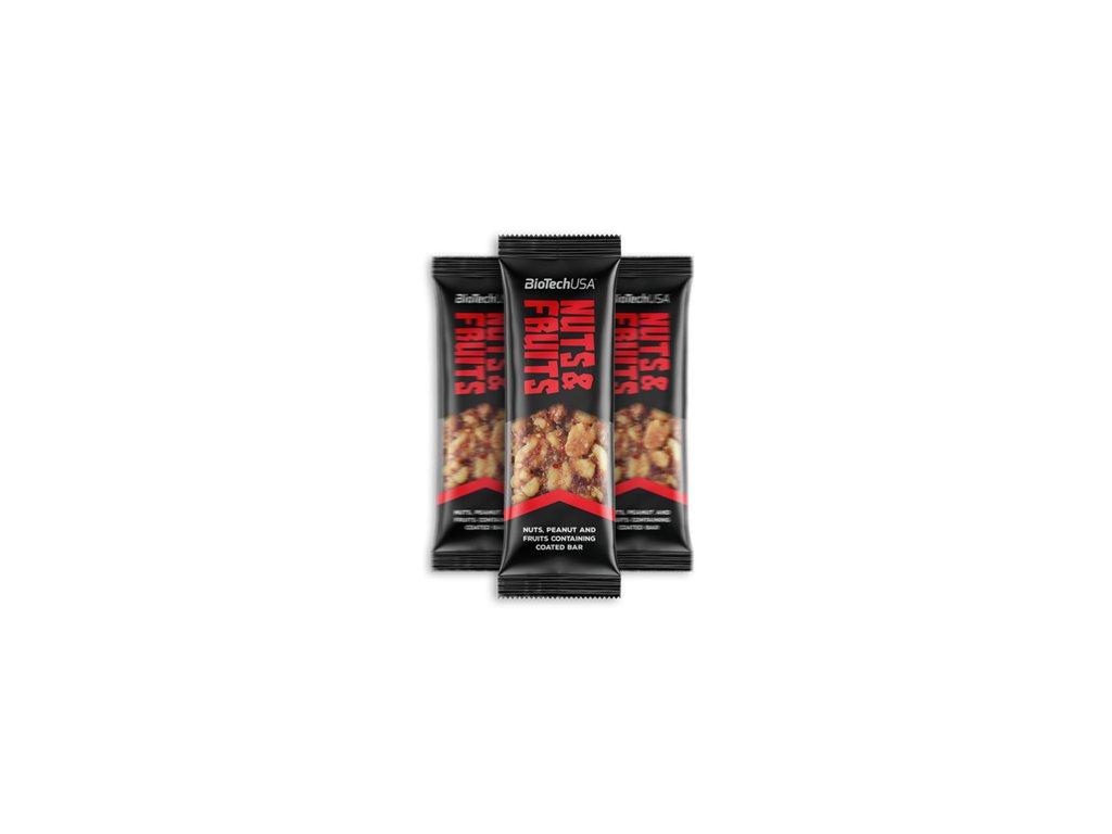 BioTech USA NUTS & FRUITS 40 g
