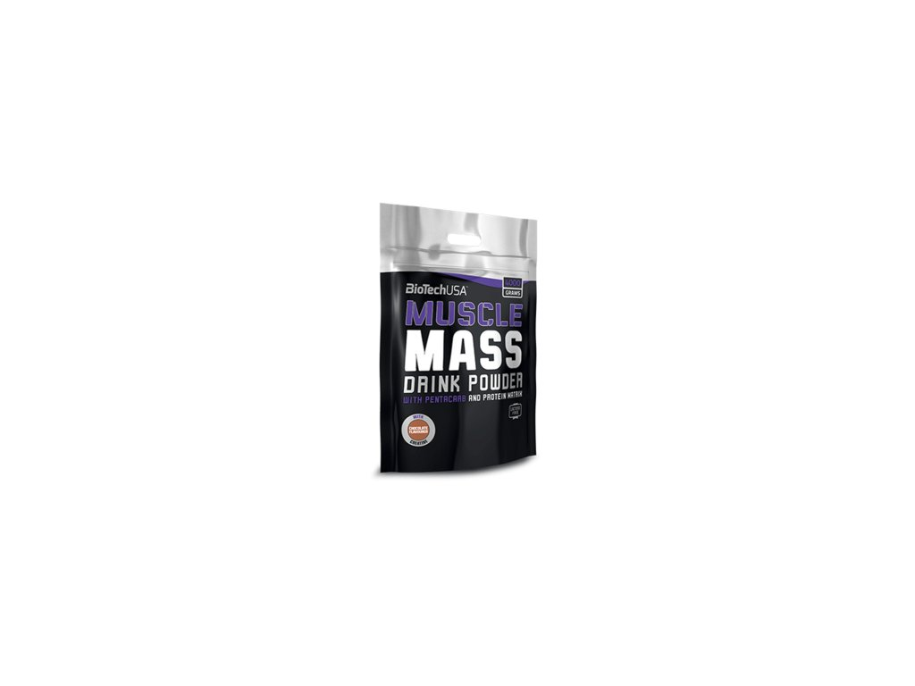 BioTech USA Muscle Mass 4000 g
