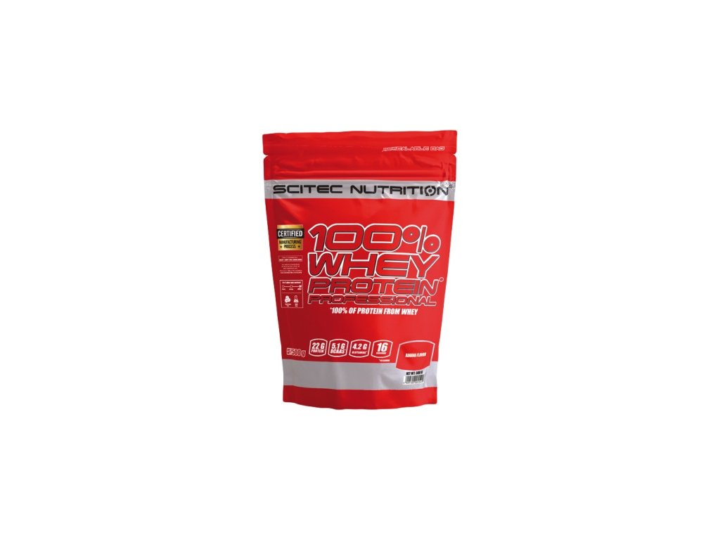Scitec Nutrition 100 Whey Protein Professional 500 g