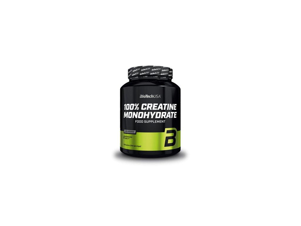 Biotech USA 100 Creatine monohydrate 1000 g