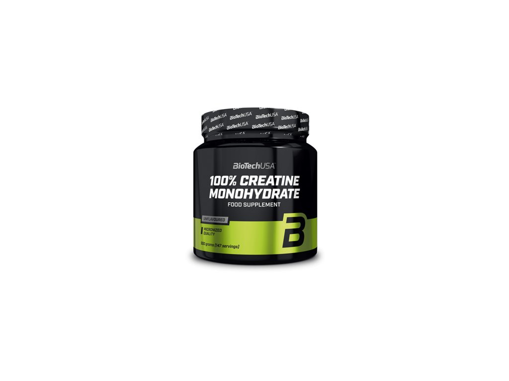 Biotech USA 100 Creatine monohydrate 500 g