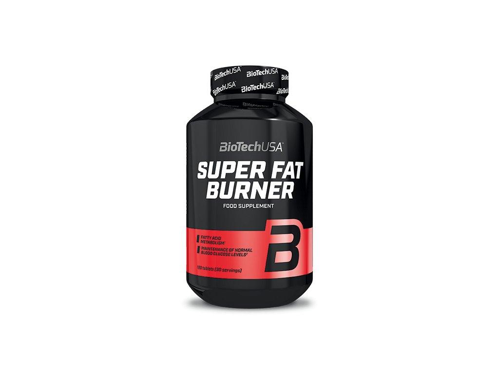 SuperFatBurner 120tbl 400ml grande