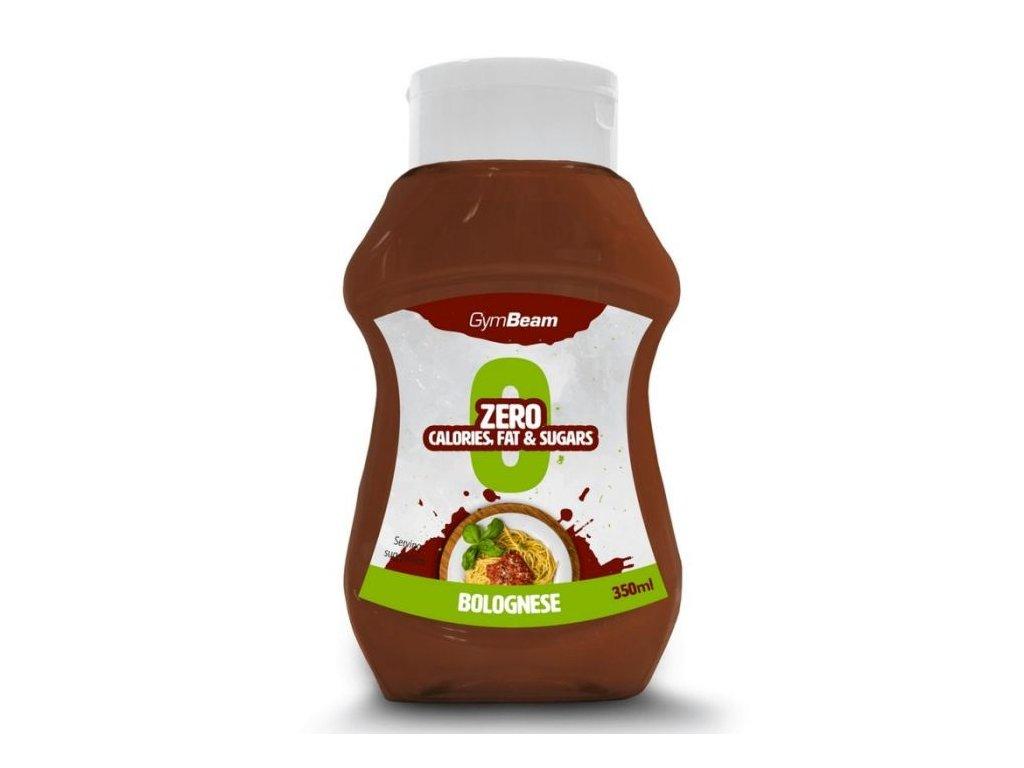 GYM BEAM Bezkalorická omáčka Bolognese 350 ml