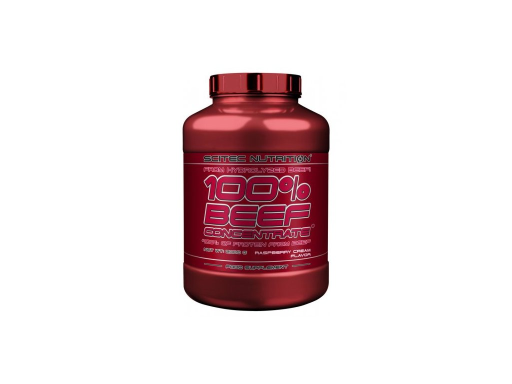Scitec Nutrition 100 Beef Concentrate 2000 g