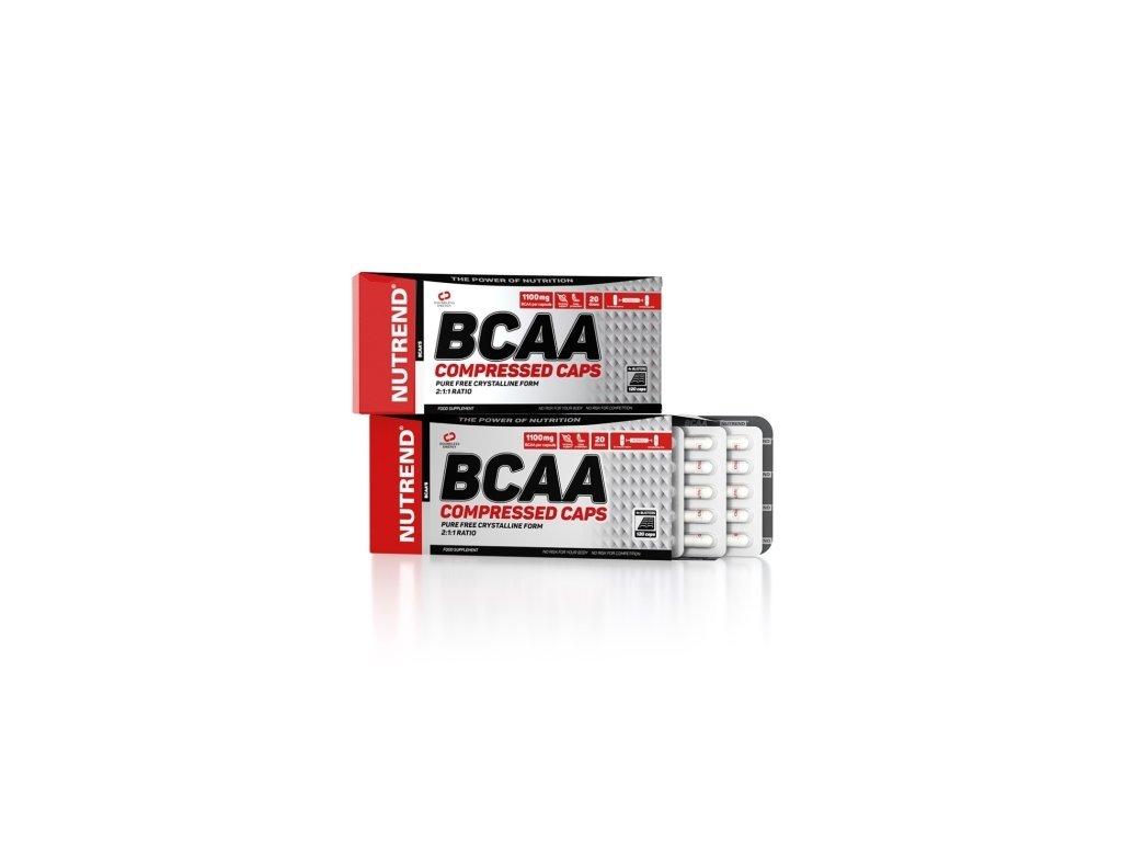 NUTREND BCAA Compressed 120 tabliet