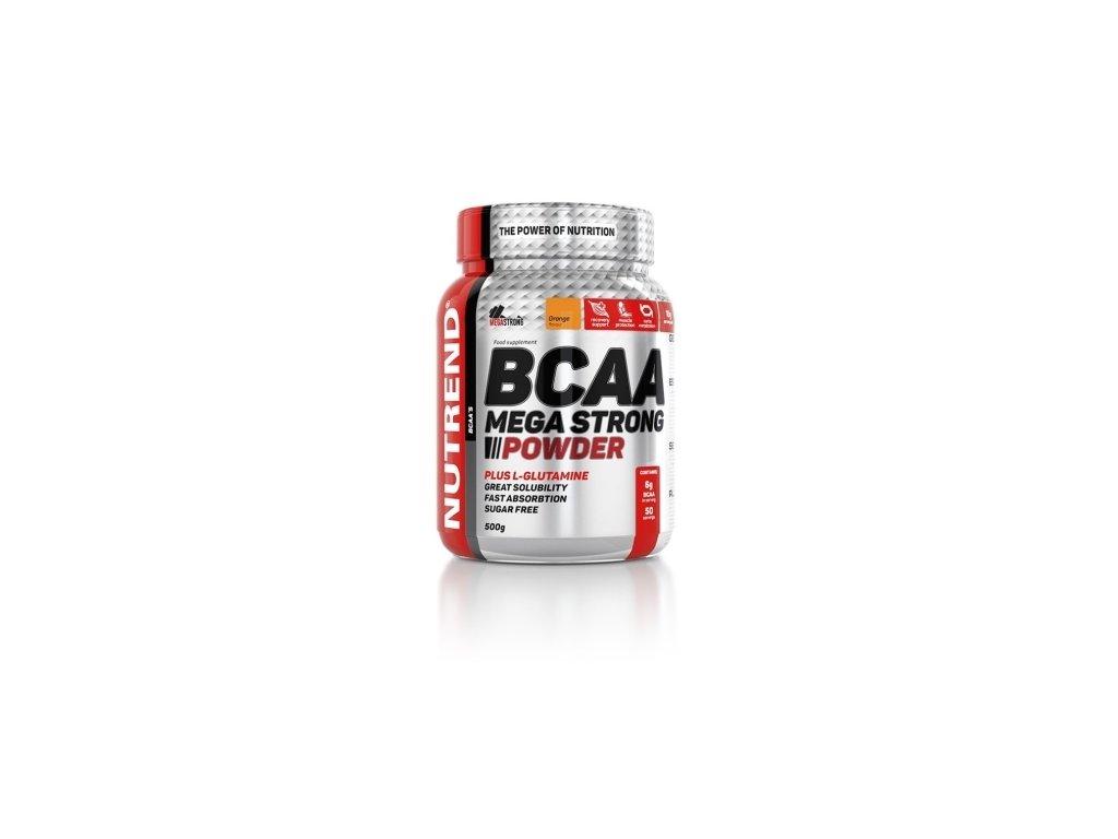 NUTREND BCAA mega strong 500 g