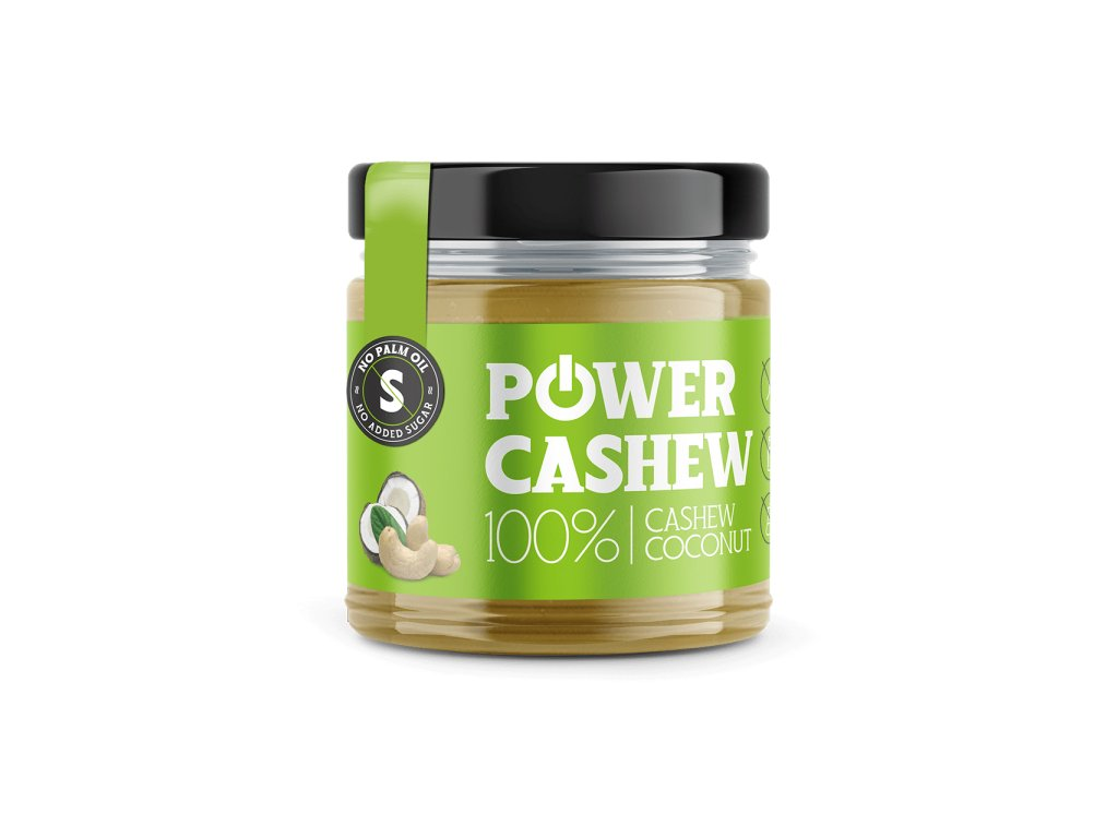 Powerlogy Power Cashew BIO 200 g