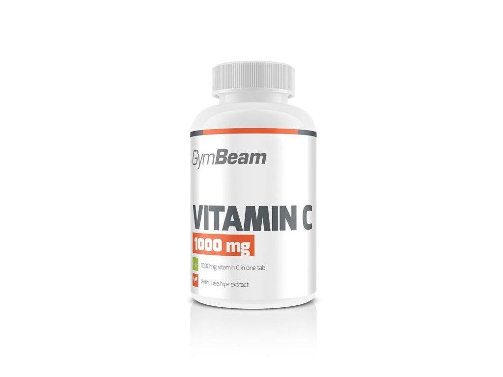 Vitamín C 1000 mg - GymBeam 30tbl