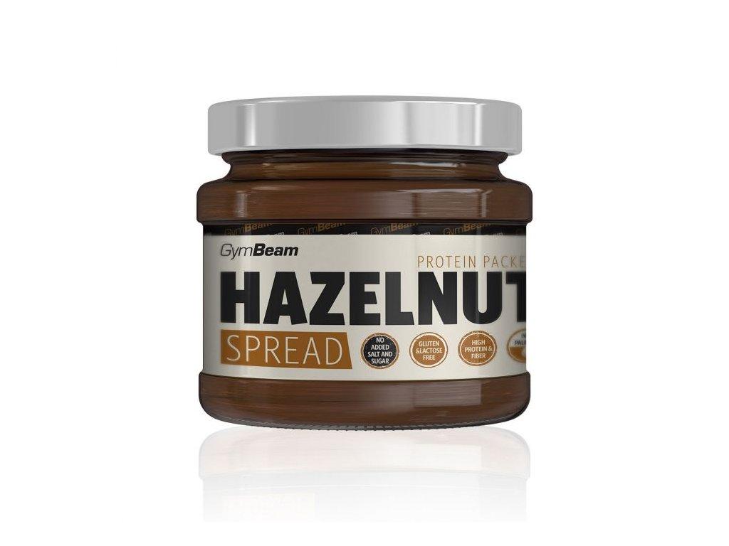 GymBeam Hazelnut Spread 340 g