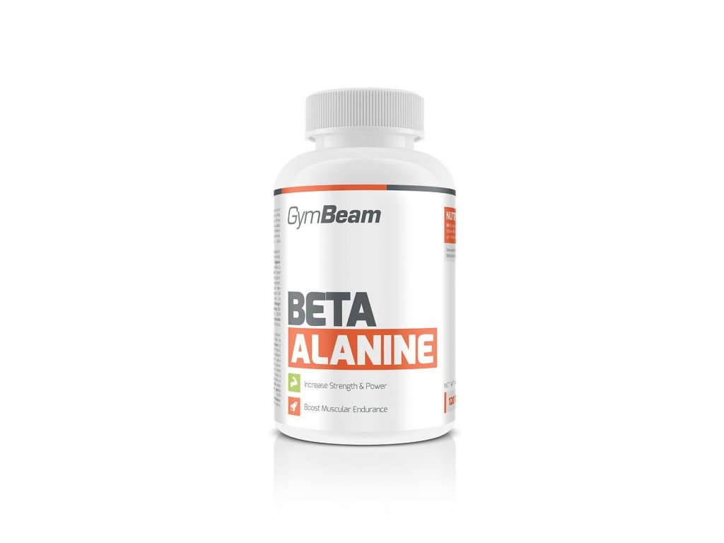 Beta alanín 120 tab - GymBeam