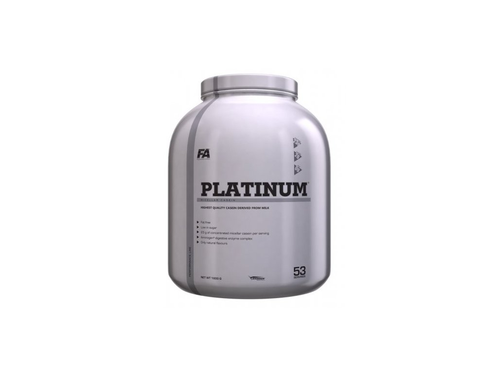 Fitness Authority PLATINUM MICELLAR CASEIN 1600 g