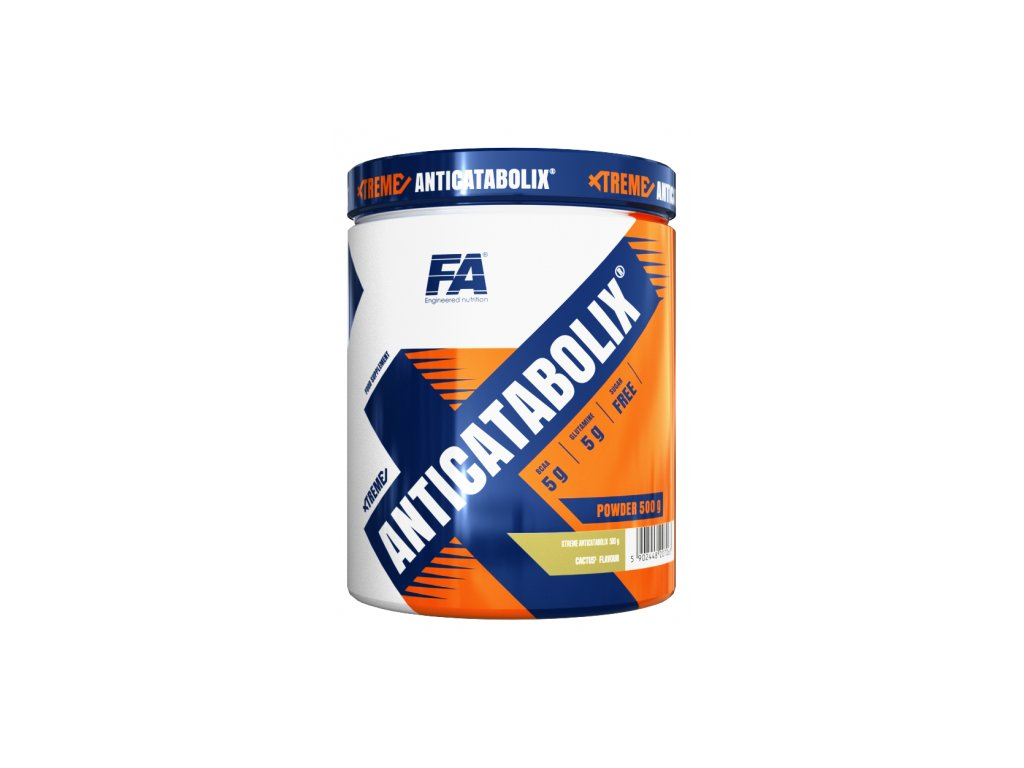 Fitness Authority Xtreme Anticatabolix 500 g lemon