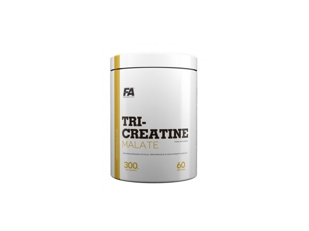Tri-Creatine Malate od Fitness Authority 300g